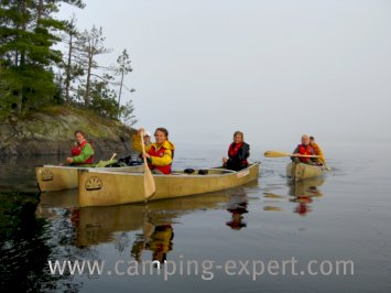 timeless design 37ad4 c24ca Canoe Camping Checklist: The Bare Necessities a Basic ...