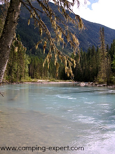mount robson hiking trail