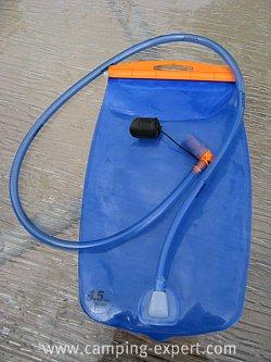 platypus water bladder how to clean