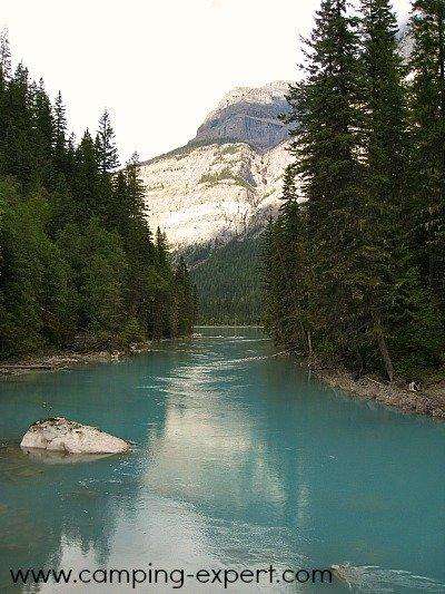 Robson river on Kinney lake trail
